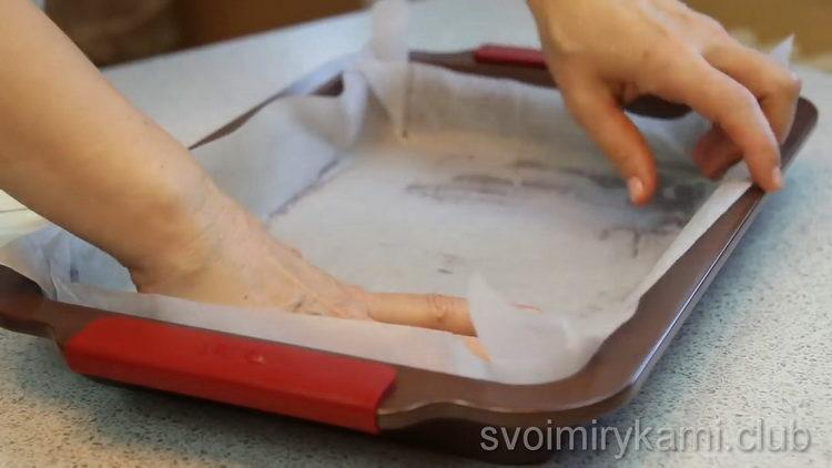 Для приготовления торта подготовьте форму