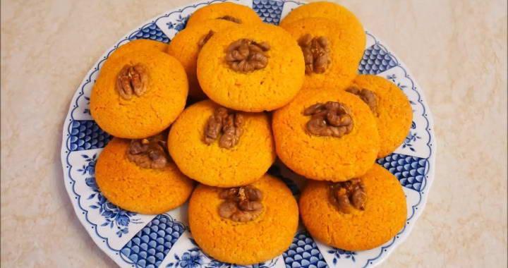 Как испечь печенье из кукурузной муки без глютена