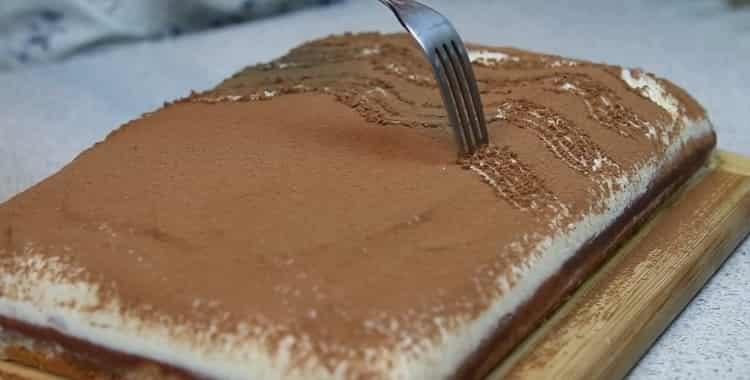 Замечательный торт «Дунайские волны»🍰