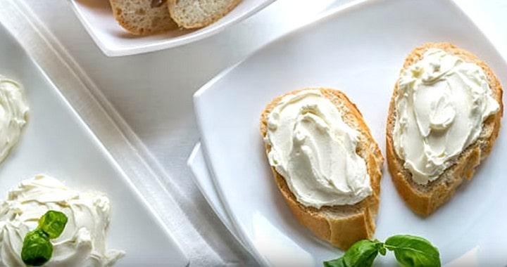 Творожный сыр Альметте 🥝 в домашних условиях