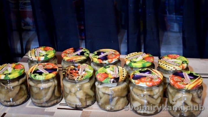 Грузди, маринованные по этому рецепту, получаются очень вкусными и ароматными.