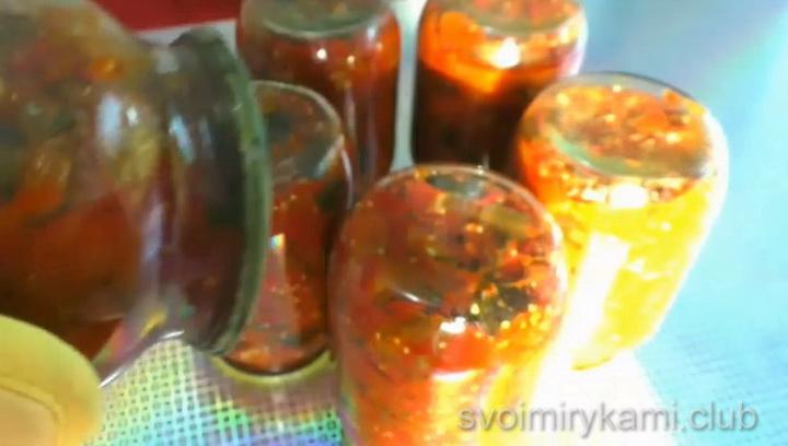 Лучший рецепт заготовки баклажан на зиму без стерилизации