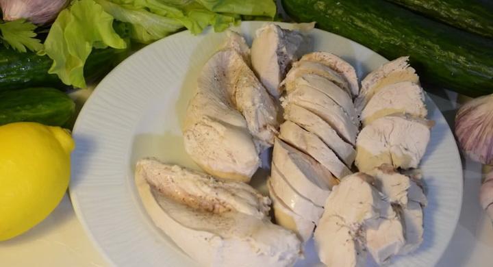 Как правильно варить 🥝 куриную грудку