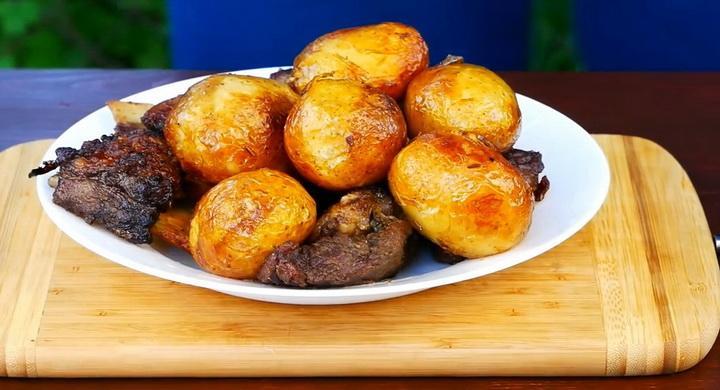 Самый вкусный Казан 🥝 Кебаб из телятины