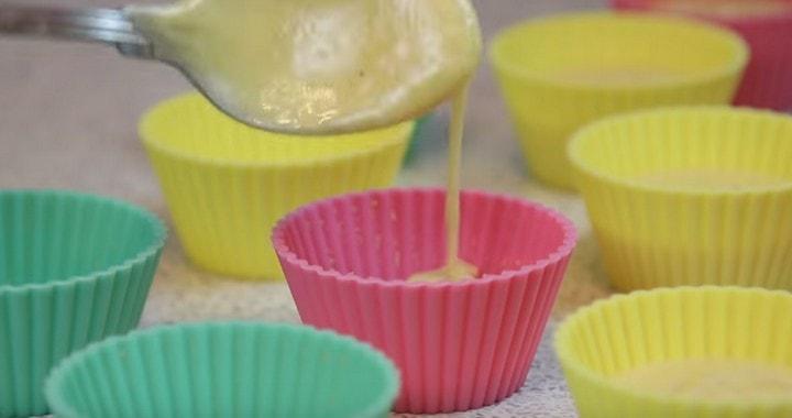 Рецепт теста для кексов