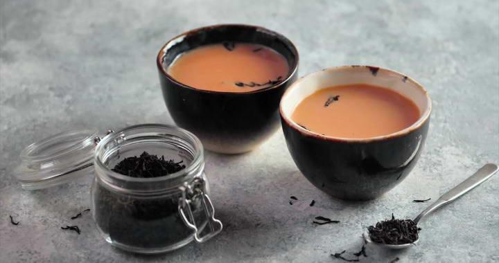 Бодрящий соленый калмыцкий 🥝 чай