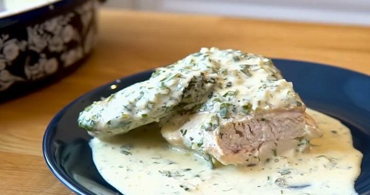 Классический рецепт грузинского 🥝 блюда Шкмерули