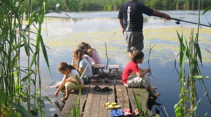 Семейная рыбалка: что стоит учесть