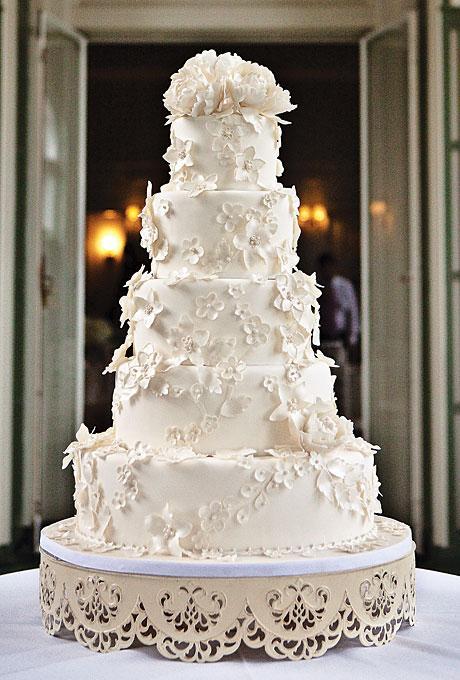 Когда на свадьбе сладко – свадебные торты